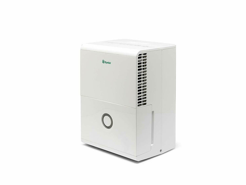 Xpelair Electronic Dehumidifier, 270 W, 10 Liters, White