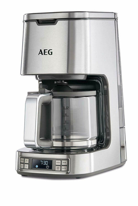 AEG 7 Series Digital Filter Coffee Machine 1100 W - Stainless Steel KF7800-U