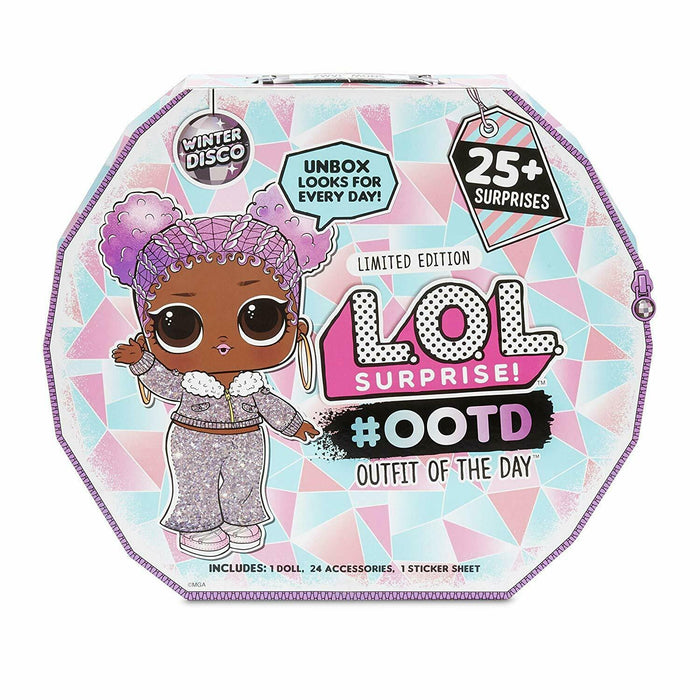 L.O.L Surprise #OOTD Winter Disco Advent Calendar