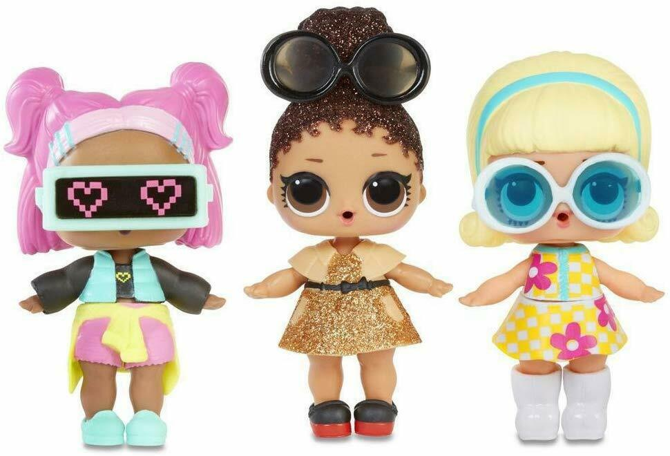 Lol Surprise Doll Series 3 Confetti Pop 9 Surprises Inside