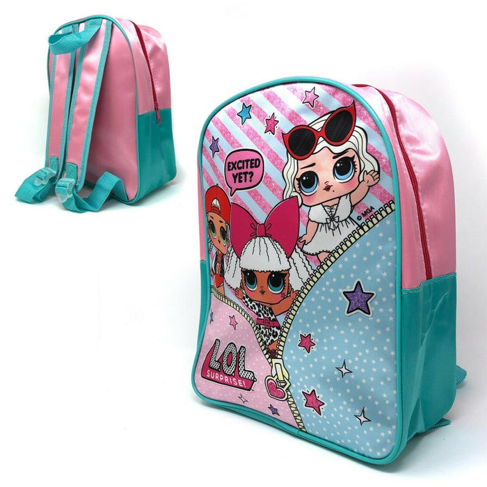Lol Surprise Backpack Bags & Accessories Synthetic Material School Bag