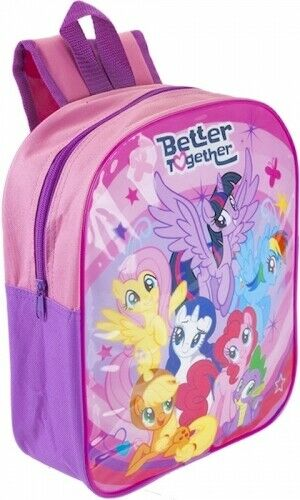 Official My Little Pony Better Together Junior School Backpack