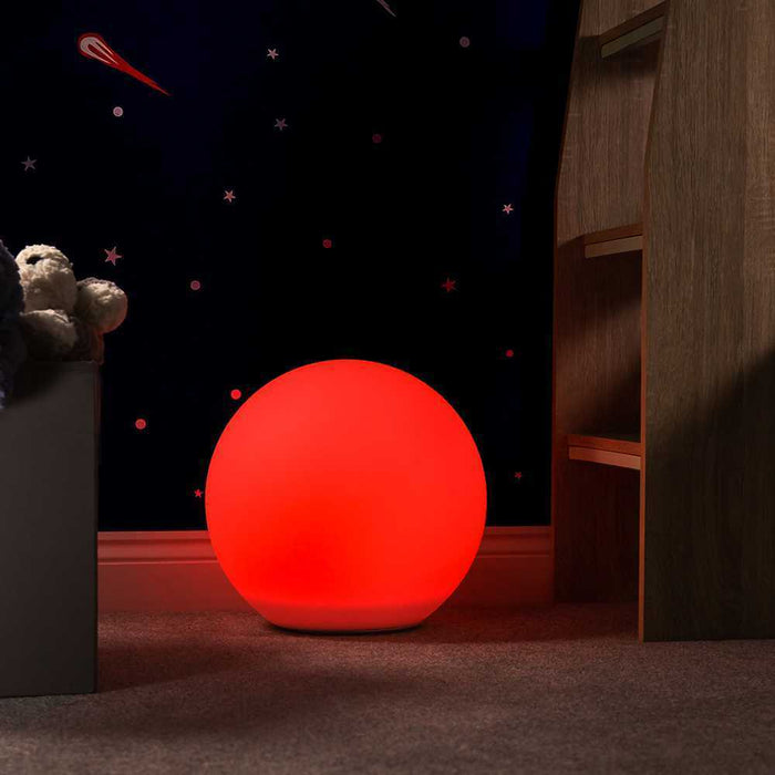 ShapeLights USB Solar Powered Mood Light Sphere By The Solar Centre