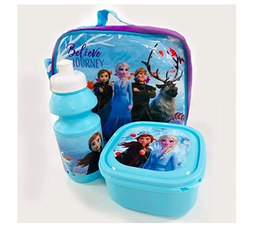 Disney Frozen II Believe in the Journey Pack Lunch Set