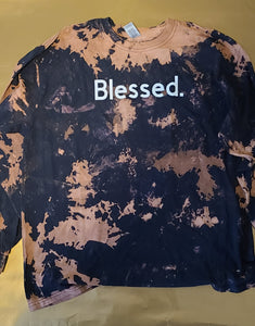 Long Sleeve Blessed
