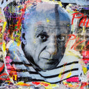 Paplo Picasso- by Martin Hermeling (exklusiv bei Antoro).