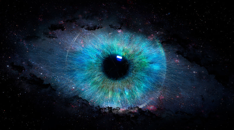 The Eye in the Space.