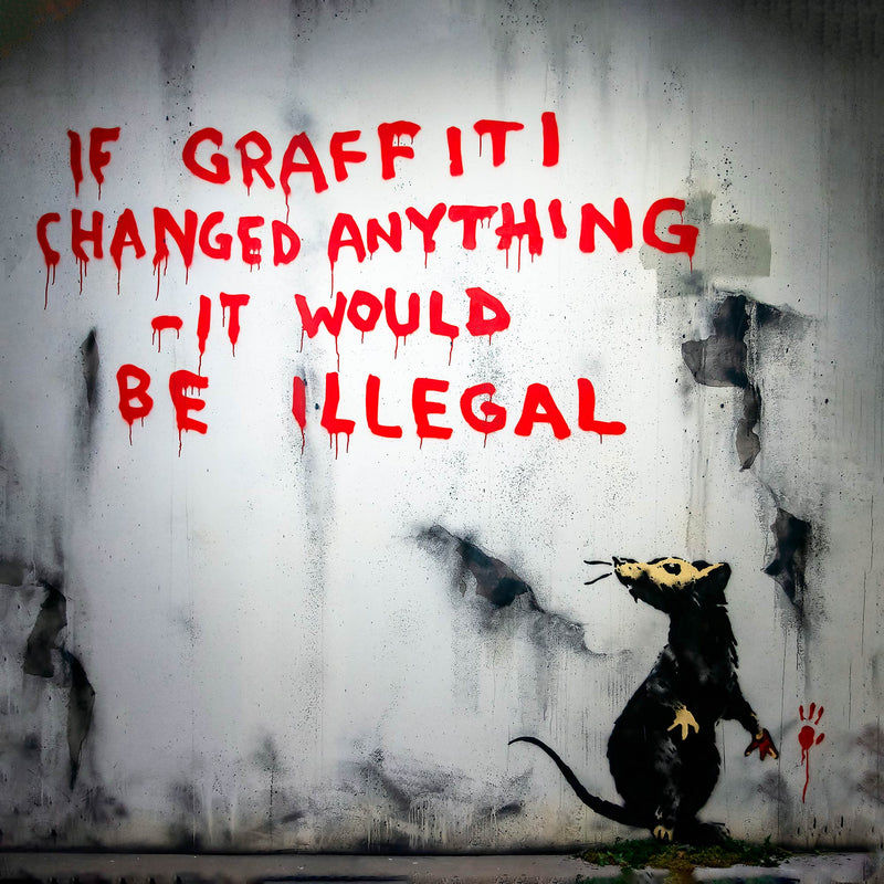 Chance of Change (Bansky).
