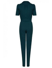 Laden Sie das Bild in den Galerie-Viewer, Jumpsuit Classic, petrol