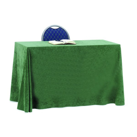 Table cover conference cloth