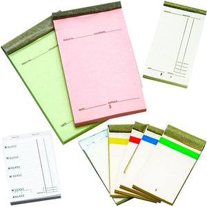 Duplicate copy pads (100)  -  58.5p each