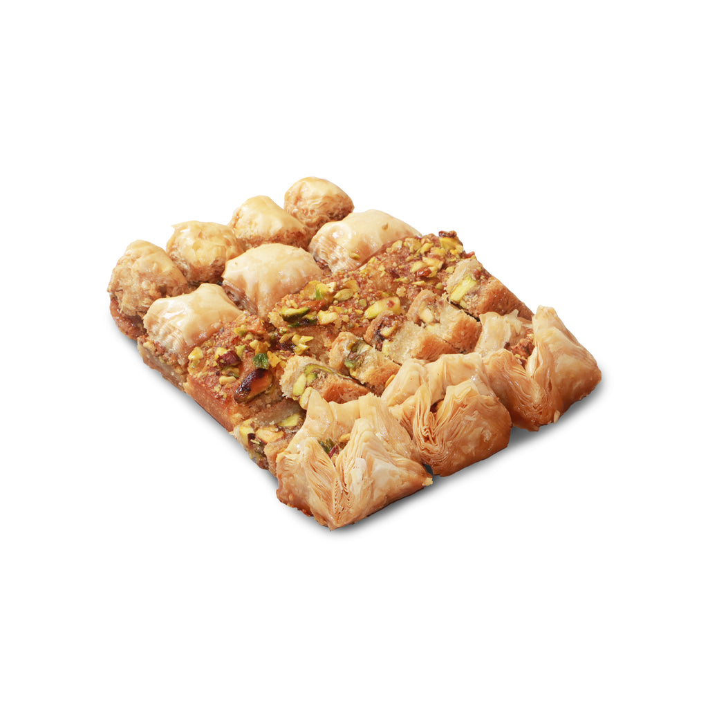 Fresh Assorted Baklava 500g