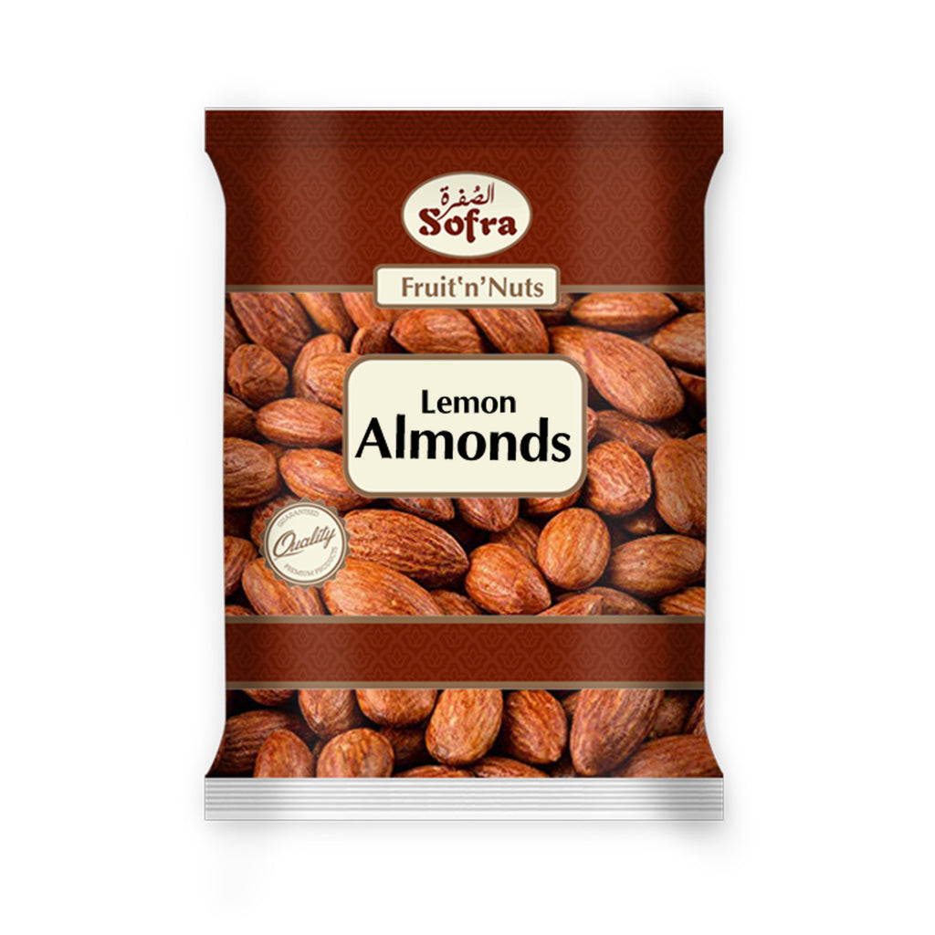Almonds (Lemon)