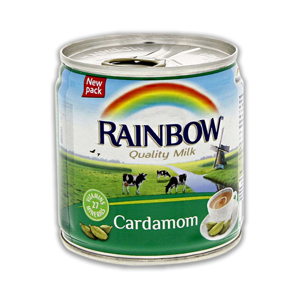 Rainbow Cardamon Milk