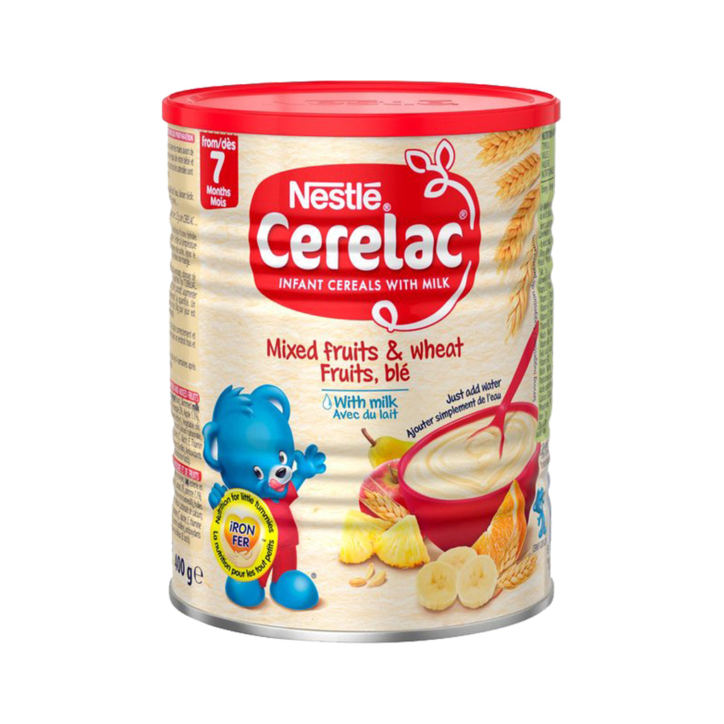 Mixed Fruit Cerelac