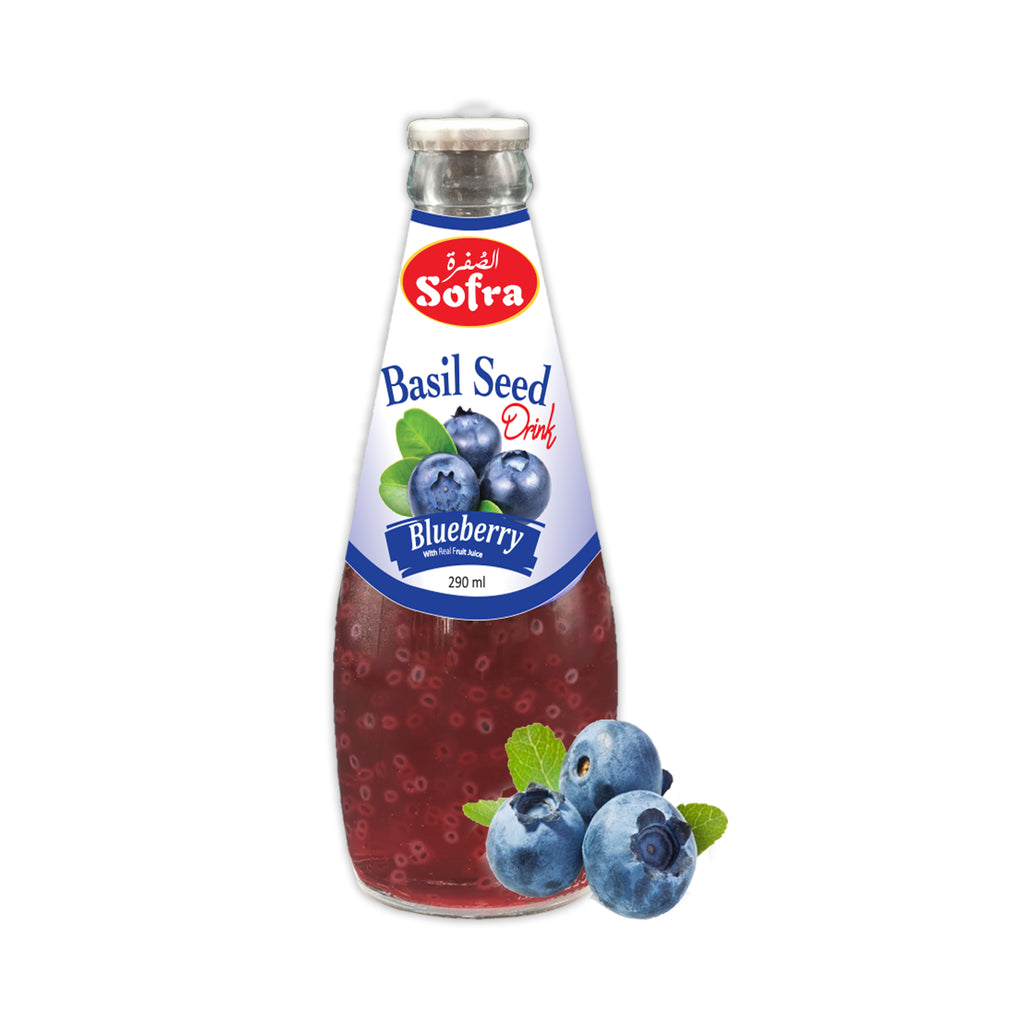Basil Seed Blueberry