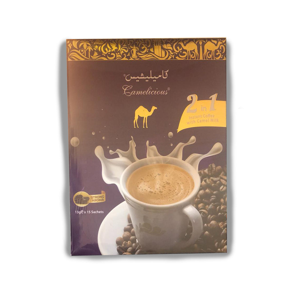 Camel Milk 2 in 1 Instant Coffee