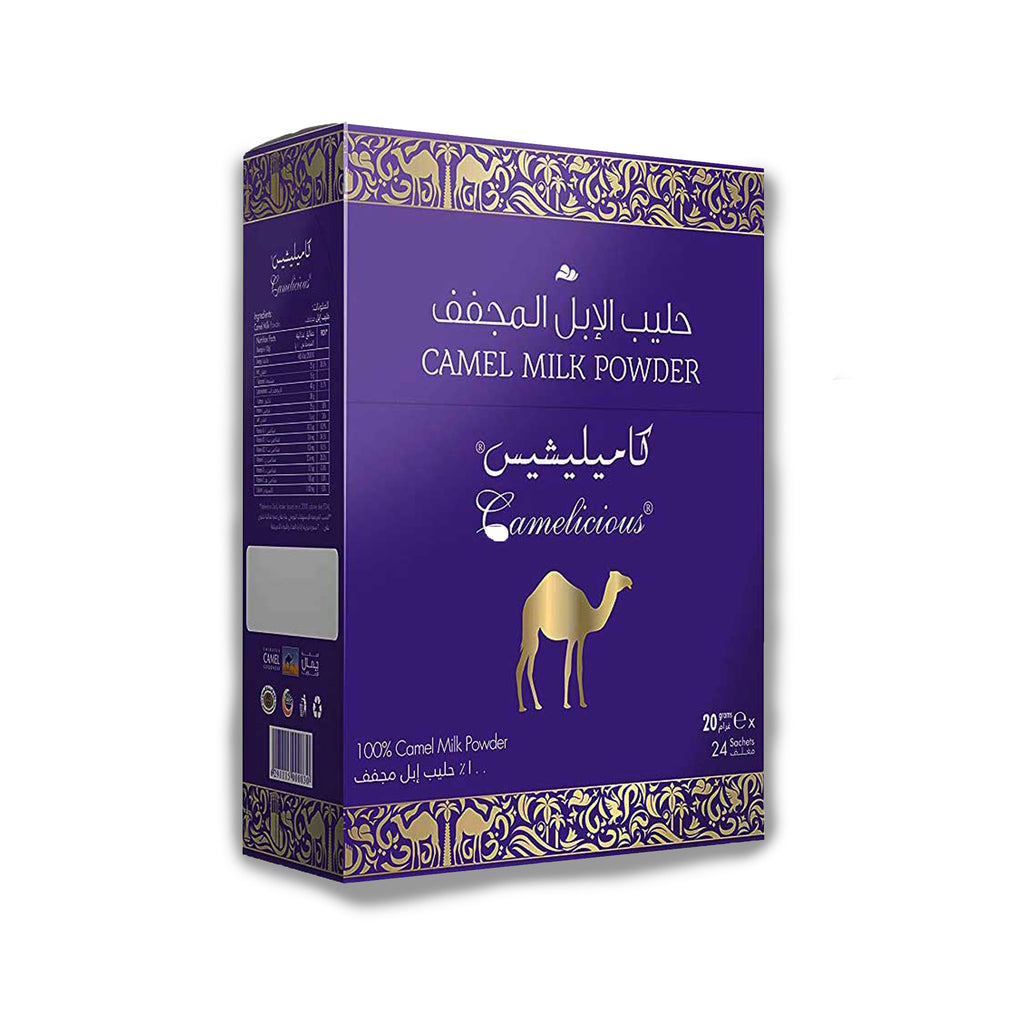 Camel Milk Powder 24X20g Sachets