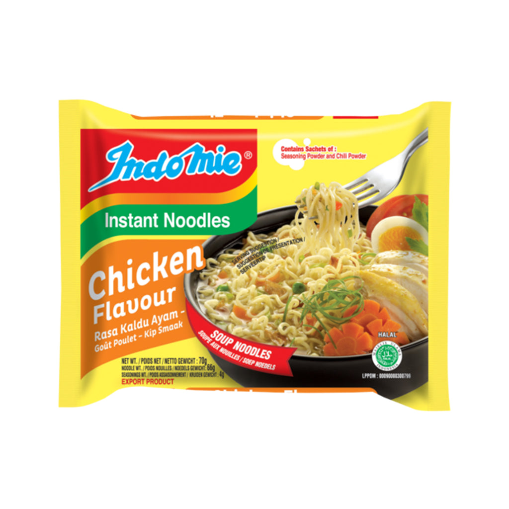Chicken Instant Noodles