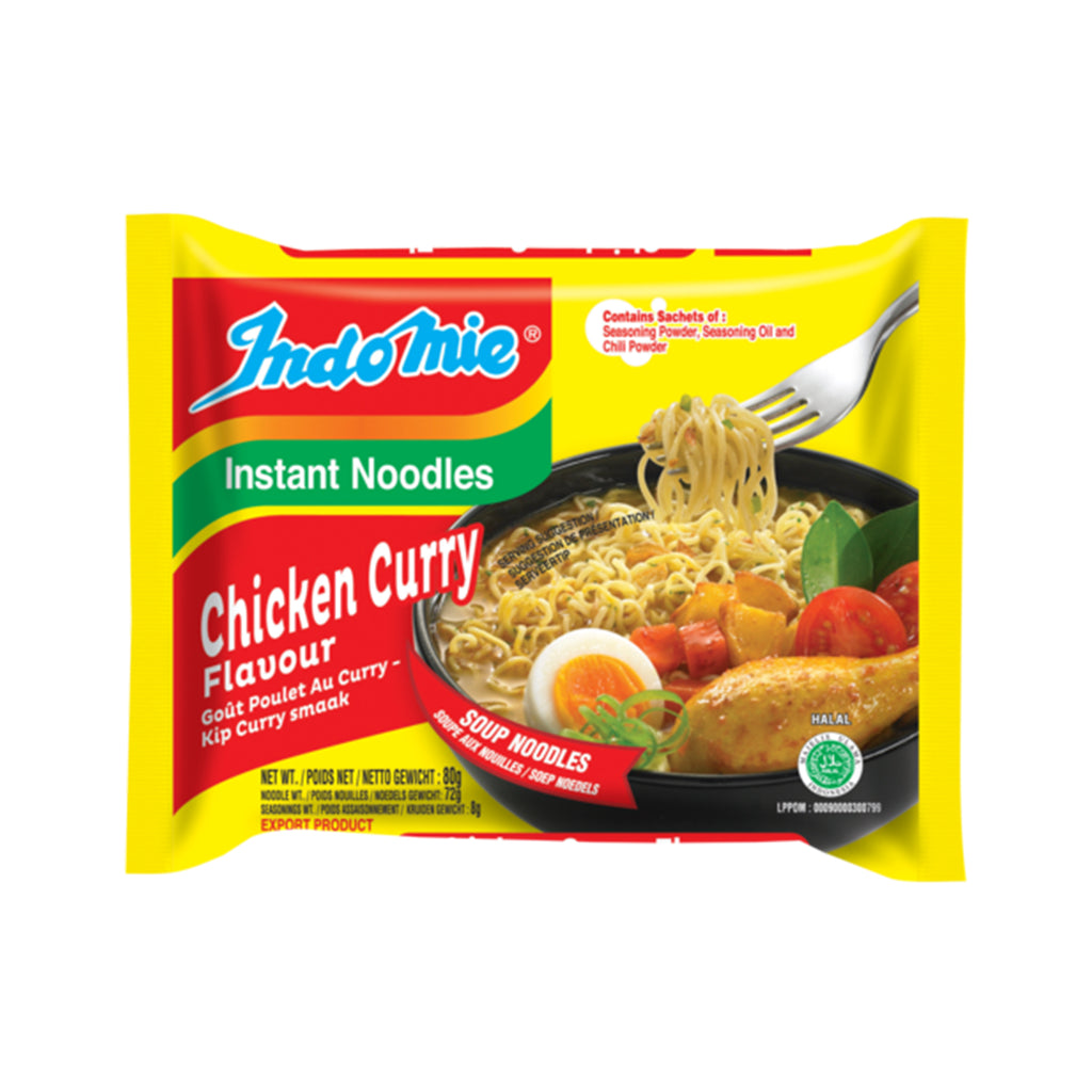 Curry Chicken Instant Noodles