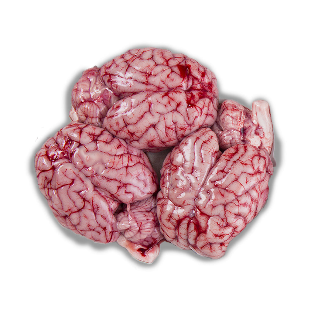 Lamb Brain 3 Pcs