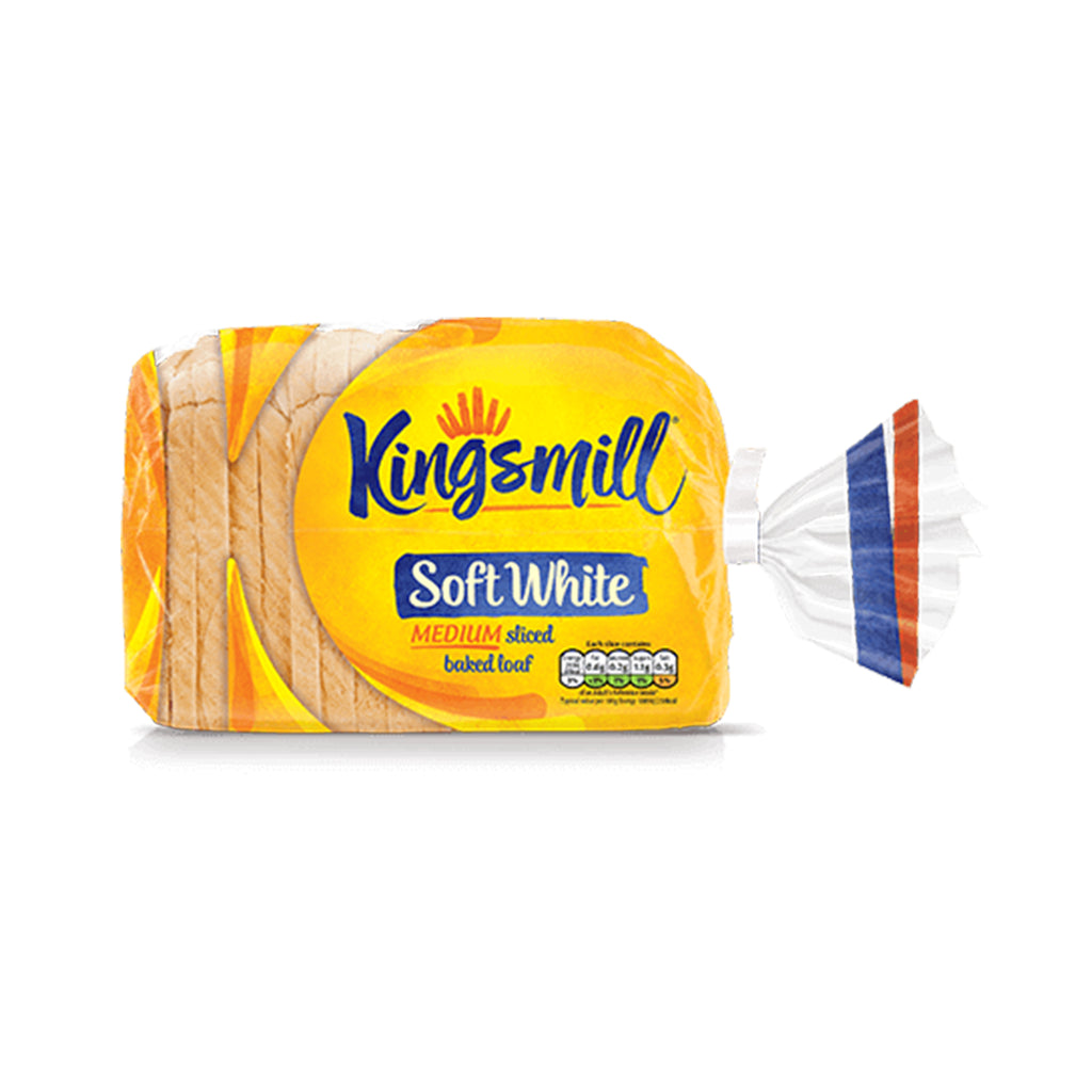 Kingsmill soft white bread