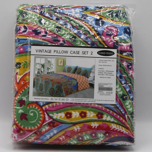 bedding, bright, indian, pillowcase, vintage, warm, winter, Perth, Western Australia, Winter, Cold, Manchester, Delivery, Warm, Bargain, Value, Quality