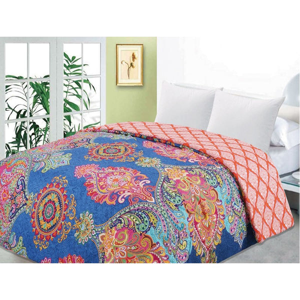 bedding, bright, comforter, indian, vintage, warm, winter, Perth, Western Australia, Winter, Cold, Manchester, Delivery, Warm, Bargain, Value, Quality