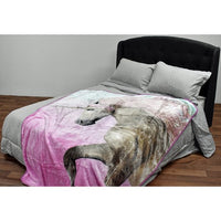 bedding, blanket, children, dog, mink, queen bed, unicorn, warm, winter, Perth, Western Australia, Winter, Cold, Manchester, Delivery, Warm, Bargain, Value, Quality