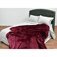 bedding, burgundy, children, mink, queen bed, warm, winter, Perth, Western Australia, Winter, Cold, Manchester, Delivery, Warm, Bargain, Value, Quality