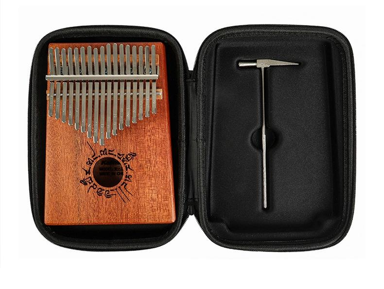 Happy Kalimba Case