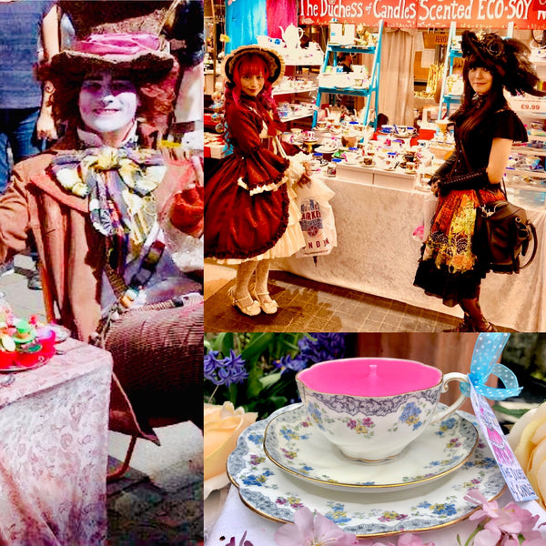 Mad-hatters Tea Party Covent Garden