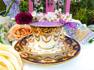 Royal Albert Teaset Trio - Set Antique Imari Heirloom