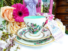 Load image into Gallery viewer, Duchess Teacup Trio Set - Indian Tree