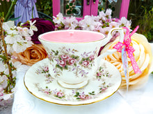 Load image into Gallery viewer, Royal Albert 'Lavender Rose' Teacup &  Saucer