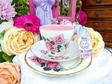 Load image into Gallery viewer, Royal Stuart Teacup Trio - Set baby pinks roses