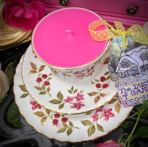 Royal Stafford 'Fragrance' scented Soy Candle trio Set