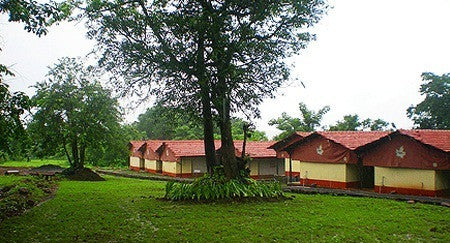 Deluxe Tents with attached Washrooms at Koad with Kayaking