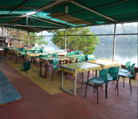 Tents & Economy Cottages at Kolad