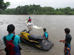 River Rafting at Kolad - Rs 1500 Weekends