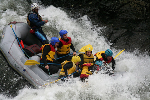 River Rafting at Kolad - Rs 1100 Weekends