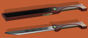 Avatar The Last Airbender Inspired Zuko's Dagger - STL Files for 3D Printing