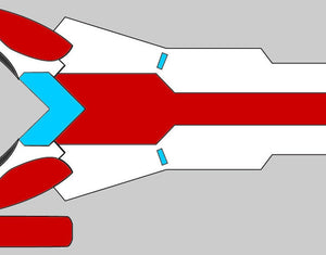 Voltron Prop Keith Sword and Bayard for Cosplay - Blueprints