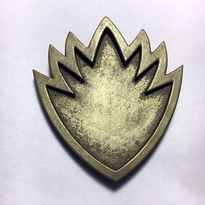 Guardians of the Galaxy Inspired Ravager Prop Badge for Cosplay