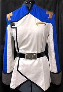 Voltron Inspired Galaxy Garrison Jacket Pattern for Cosplay