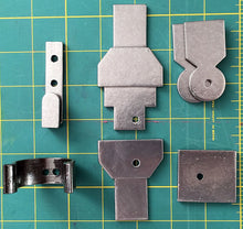 Load image into Gallery viewer, Kanan Jarrus Star Wars Rebels -  Belt Parts for Cosplay - 3D Printed Kit