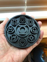Load image into Gallery viewer, Green Lantern - Lantern Corps Disc - 3D Printed Kit