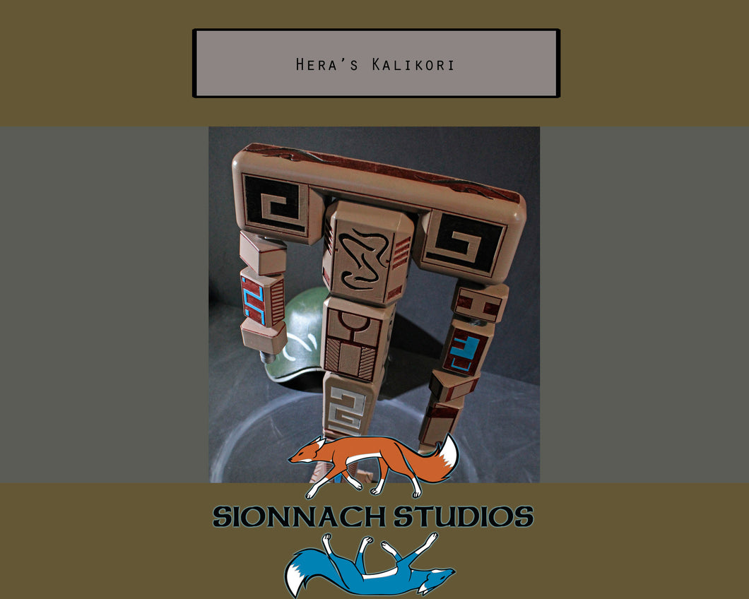 Hera's Kalikori Star Wars Rebels Inspired Prop Replica - Finished Resin Prop