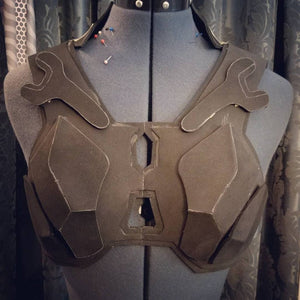 Valkyrie Inspired Half Chestplate Digital Template