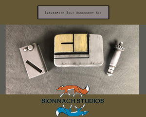 Blacksmith The Armorer Star Wars The Mandalorian Inspired Belt Accessories